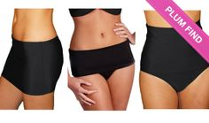 WANT.  Oprah.com: 'A Summer Essential Must Have!' - Ultra Flattering, Concealing Swimsuits