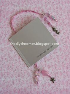 The DIY Dreamer: Beaded Bookmark