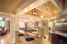 Schumacher Homes kitchen