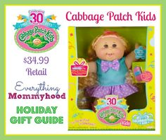 Cabbage Patch Kids 30th Anniversary Doll Review