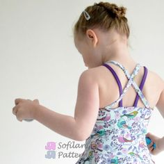 Litore Tunic and Dress(es) with Maxi – Sofilantjes Patterns