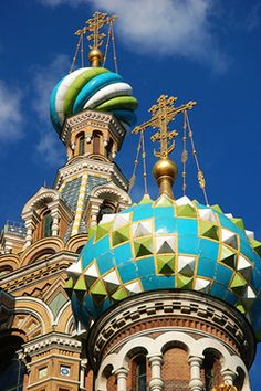 Russia Saint Petersburg- Church of the Spilled Blood of the Savior- amazing place!  I'd go back there in a second!