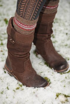 brora cashmere fairisle socks. £lots