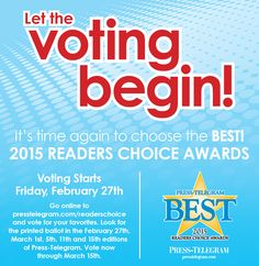 #GREATNEWS #FriedmansApplianceCenter We are nominated again for the Reader's Choice awards! Please vote for us! http://presstelegram.readerschoice.la/