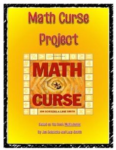 Math Curse Activity Pack - Free Book Activities