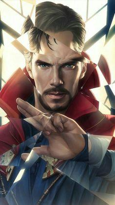 Doctor strange infinity war devinision