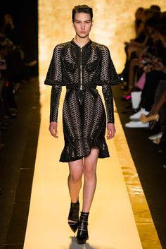 Hervé Léger by Max Azria Fall 2015 Ready-to-Wear - Collection - Gallery - Style.com
