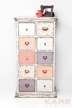 Dresser Romantic Life 10Drw