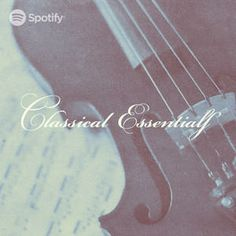 Test out the Mozart effect with Classical Essentials. Even just thinking about Mozart makes us feel more productive...