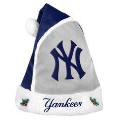Forever Collectibles New York Yankees 2015 MLB Santa Hat