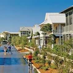 The Best Seaside Cottage Rentals | WaterColor Inn & Resort, Santa Rosa Beach, Florida | CoastalLiving.com