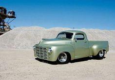 1949 Studebaker pickup truck hot rod, beautiful!!