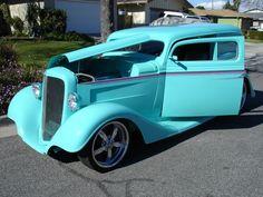 1934 Chevrolet Sedan Delivery for sale | HotrodHotline.com