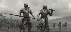 Medieval Knights, David Muñoz Velázquez y Francesc Camos — elephant vfx