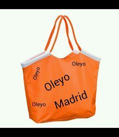 Bolsa de playa de Oleyo  ,,,,,,,,solo por 8€ ,,,,,,,,