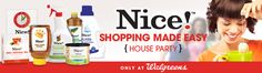 Walgreens - Nice! Shopping Made Easy House Party