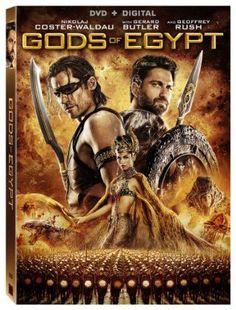 GODS OF EGYPT (W/DC)