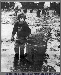 AMOCO-CADIZ - naufrage 16 mars 1978