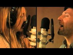 """all i have (acoustic)"" - mat kearney in the studio (feat. ashley monroe)  LOVE."