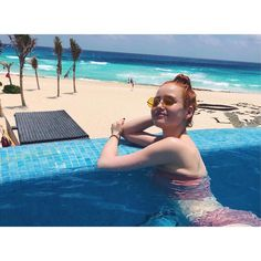 """1.8m Likes, 17.7k Comments - Madelaine Petsch (@madelame) on Instagram: """"How this has never happened before, I don't know. But I am LIVING as Ariel🧜🏻♀️"""""""
