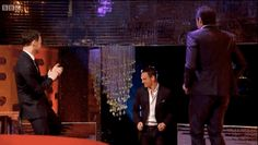 """Which is something Michael Fassbender, understandably, was powerless to resist. 