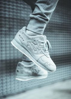 Reigning Champ x Asics Gel Lyte III - Grey - 2016 (by don_shoela)