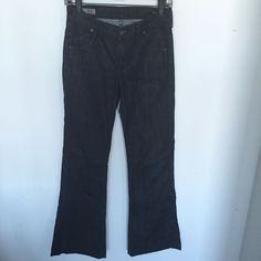Citizens For Humanity Jeans By Jerome Dahan High Rise Wide Leg Stretch Size 26 #CitizensforHumanity #WideLeg #jeans
