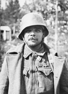 AUSTRO-HUNGARIAN ARMY DURING FIRST WORLD WAR (HU 89219)   A sergeant of an Austro-Hungarian infantry regiment captured by British troops on the Italian Front in 1918.