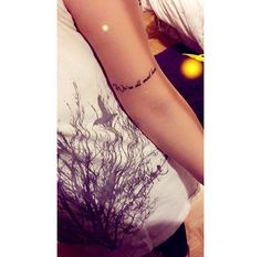 """""""We're all mad here"""" #quotetattoo"""