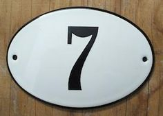 Oval Numeral Sign