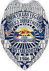 North Las Vegas Police Department Badge