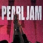 Ten - top 5 favorite album Rock Roll, Pop Rock, Grunge, Eddie Vedder, Pearl Jam Ten, Pearl Jam Alive, Pearl Jam Albums, Music Album Covers, Music Albums