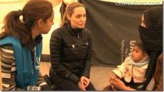 Angelina Jolie se reúne de nuevo con los niños refugiados sirios en Jordania - http://www.leanoticias.com/2012/12/07/angelina-jolie-se-reune-de-nuevo-con-los-ninos-refugiados-sirios-en-jordania/