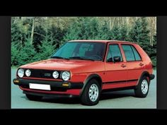 The Volkswagen (VW) Golf History: The Volkswagen (VW) Golf is a subcompact car that was first produced in 1974 by the German automaker Volkswagen. This video gives you information about the rich history the VW Golf. Volkswagen Golf Mk1, Golf Mk2, Vw Tiguan, Vw Passat, Audi A3, Golf Cabriolet, Diesel, Vw Eos, Trucks