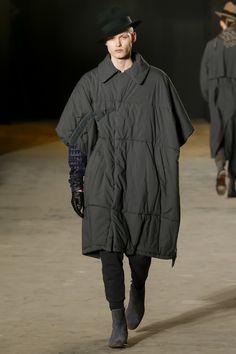 Robert Geller Fall 2016 Menswear Collection