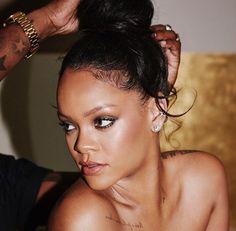 Via Rihanna's  Instagram