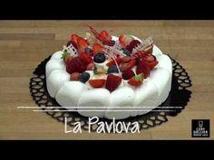 Recette de Pavlovas aux Fruits Rouges - YouTube