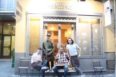 Carmelo, Ángel, Adrián y Carlos  | Mistura Handcrafted Ice Cream #misturaicecream