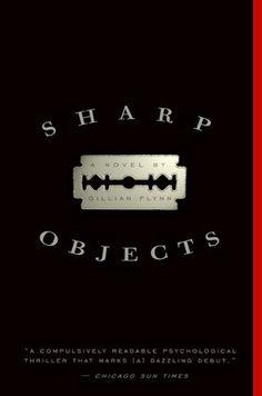 sharp objects.
