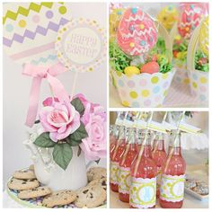 Easter Printables - Easter Egg Hunt - Full Collection Over 60 Percent Off by Amanda's Parties TO GO. $9.00, via Etsy.