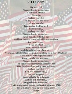 a poem about 911 memories poemview co