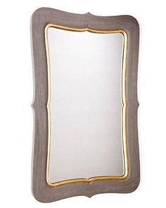 Jacob mirror by Made Goods; bungalowclassic.com.