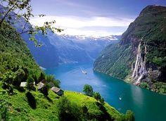 Geiranger -Beautiful Norway