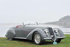 1938 Alfa Romeo 8C Touring Spider
