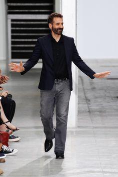Costume National Spring 2015 Menswear Fashion Show