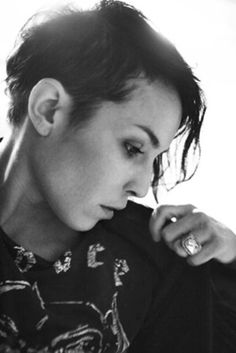 noomi rapace / Why are you so... Beautiful? Perfect? Girl you Rock!
