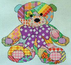 Patchwork teddy