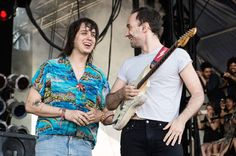 Julian Casablancas & Albert Hammond Jr.