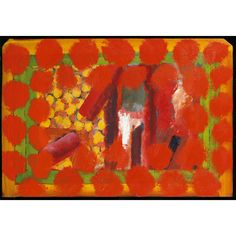 Lawson Underwood & Sleep - Oil on wood Love Painting, Painting & Drawing, Abstract Expressionism, Abstract Art, Patrick Heron, Howard Hodgkin, Hans Peter, Sculpture, Gay Art