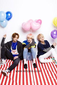 IMFACT Lee Sang, Ungjae, & Taeho - BNT International